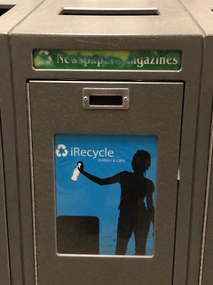 iRecycle Persuasive Message