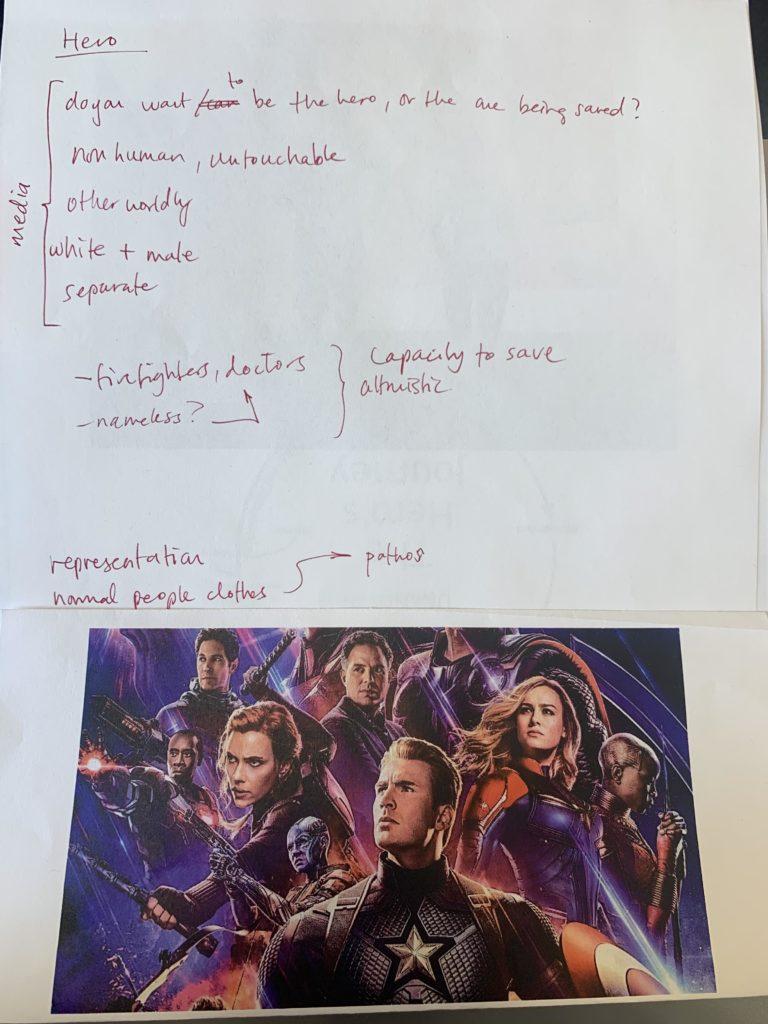 Reimagining Heroes