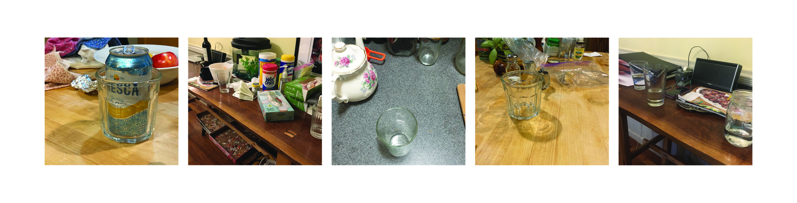 You As A Persuader – Water Glass Clutter